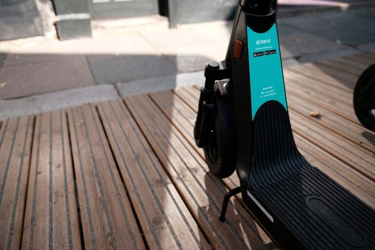 Beryl e-scooter