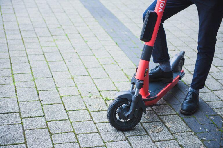 Voi e-scooter in Birmingham
