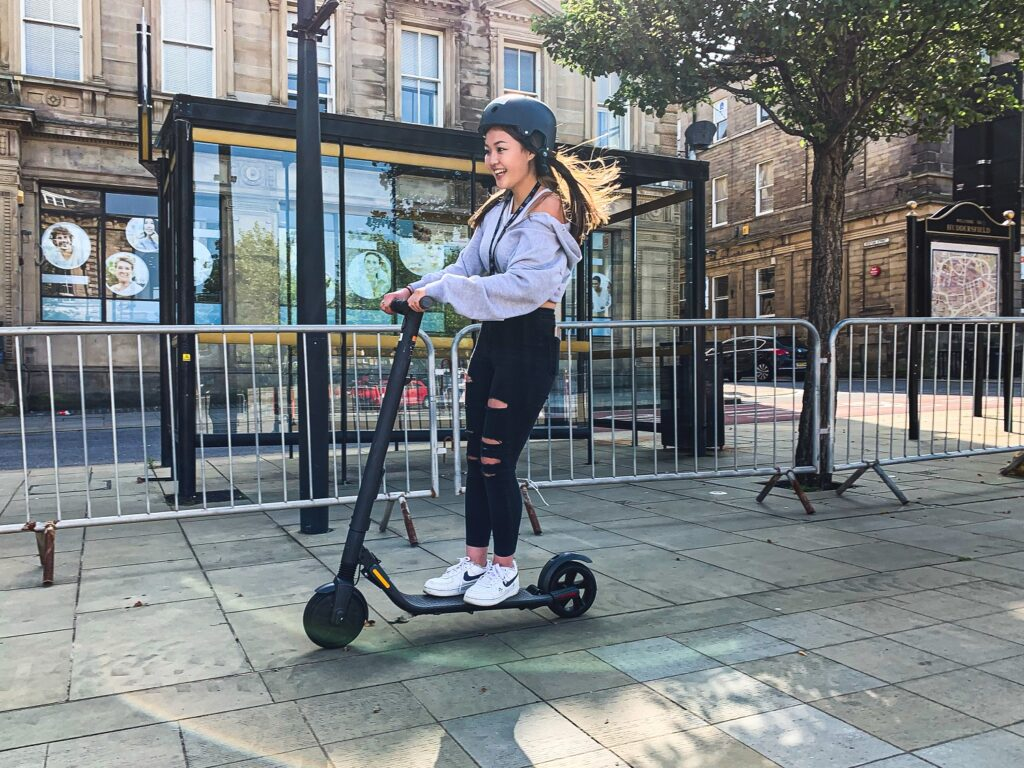 Scoot Fit training