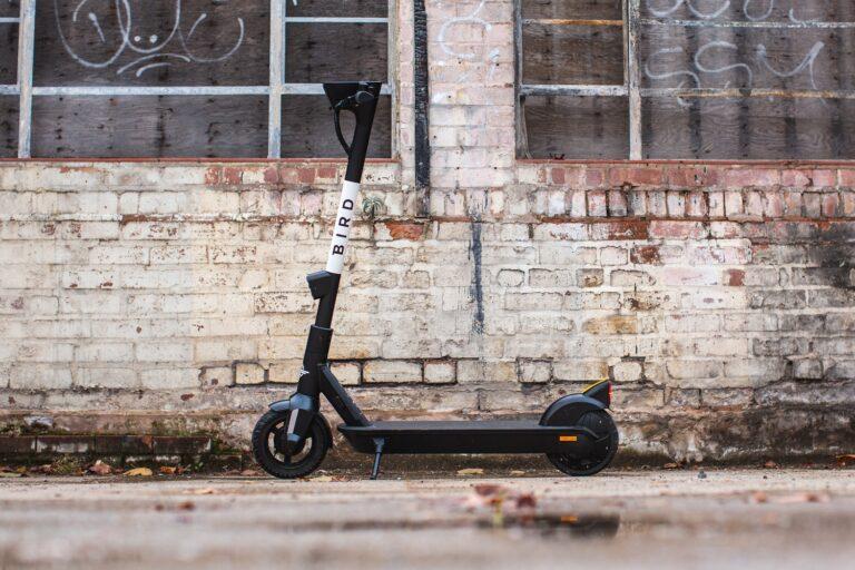 Bird scooter in Redditch