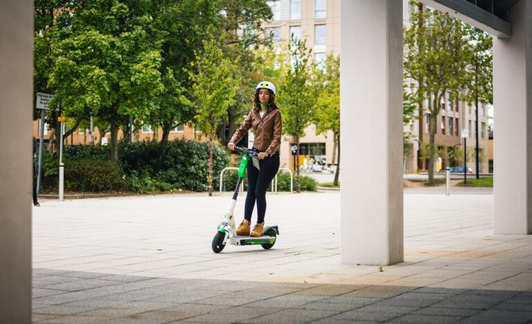 Lime e-scooter