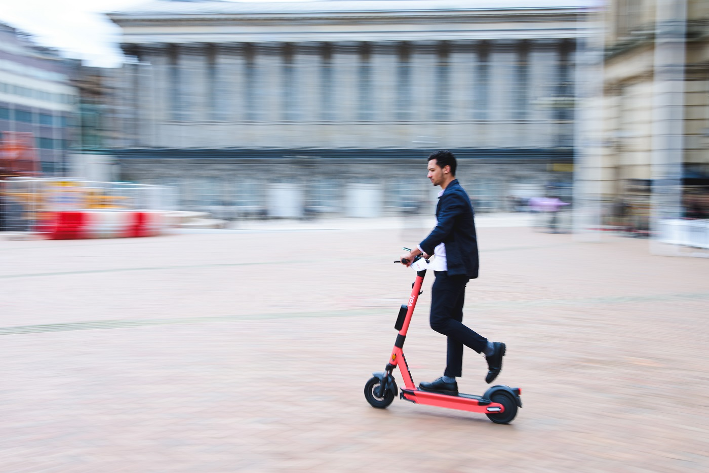Lockdown evidence is clear: It is time to prioritise micromobility and make our cities healthier