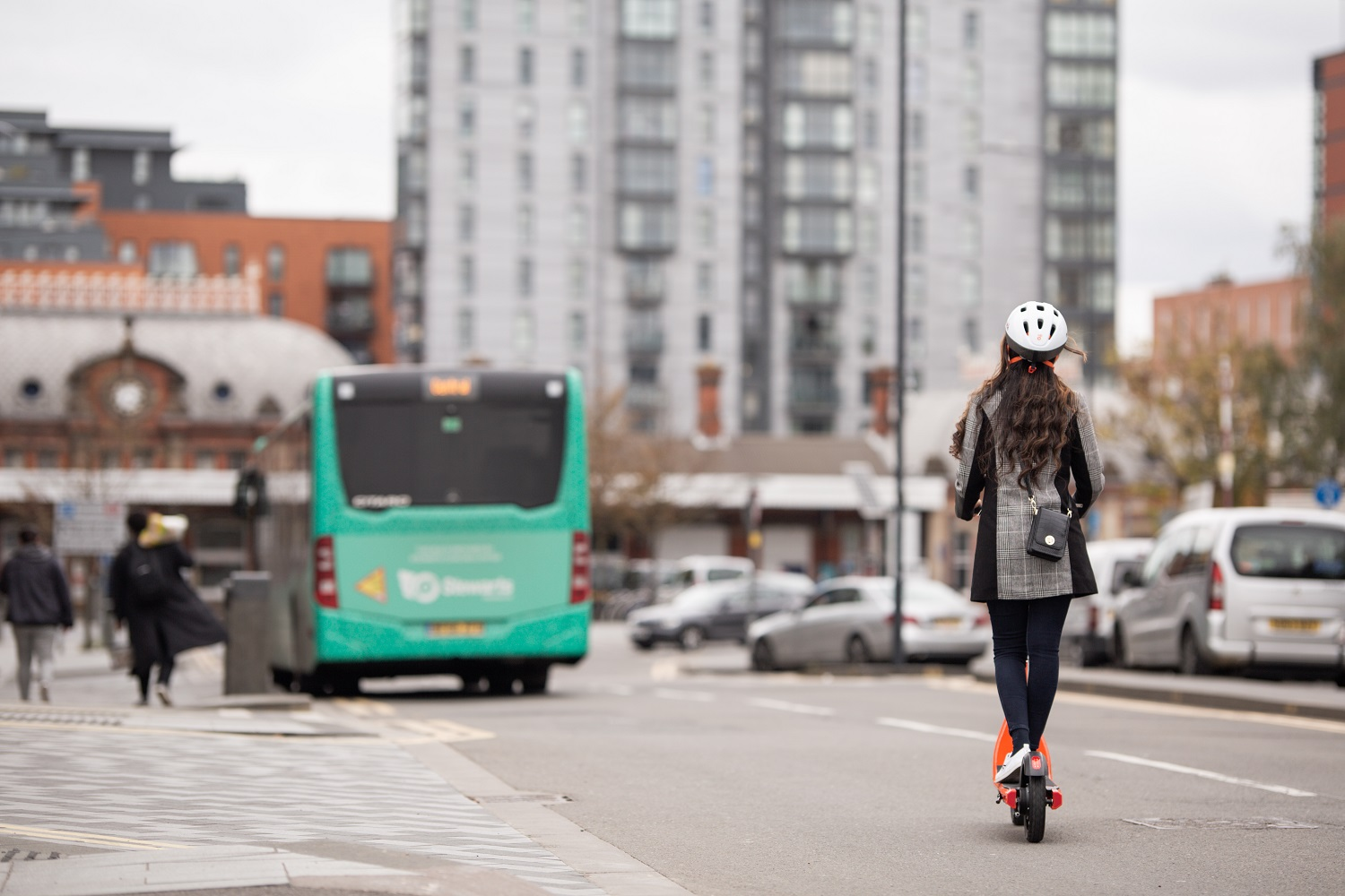 Prioritise micromobility over cars, says international think tank