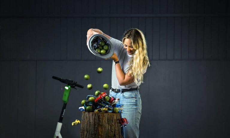 Florence Milner studio Lime
