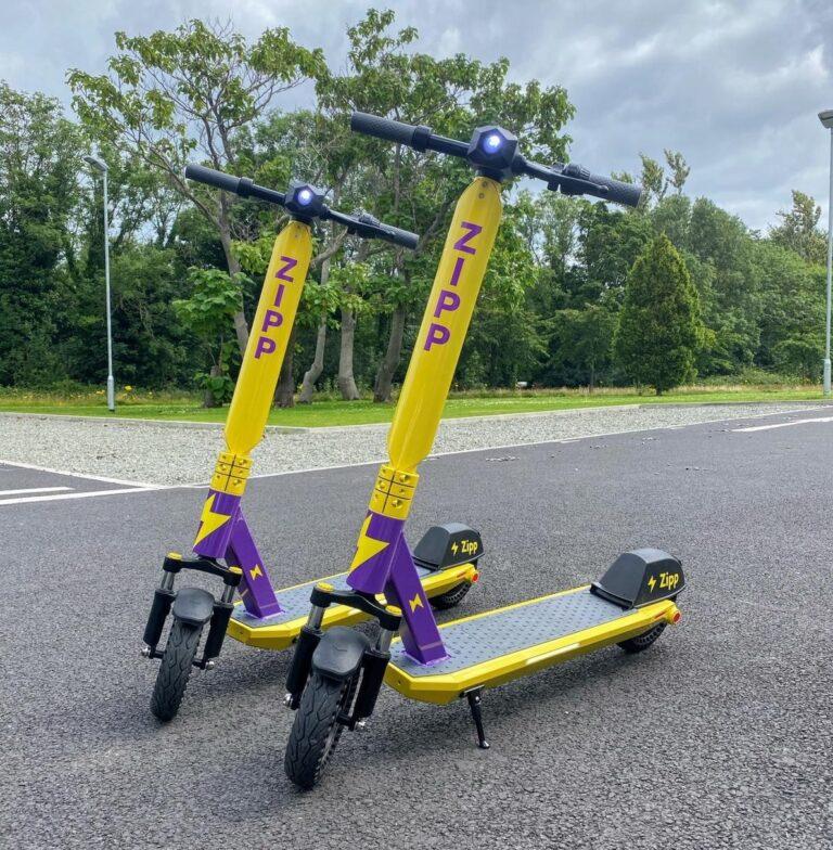 Zipp e-scooter