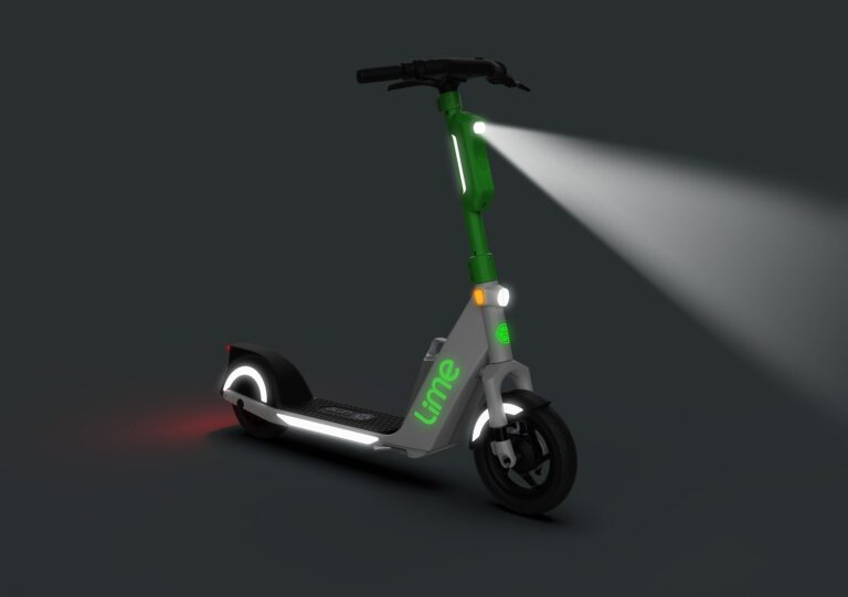 Lime-S 4.0 e-scooter
