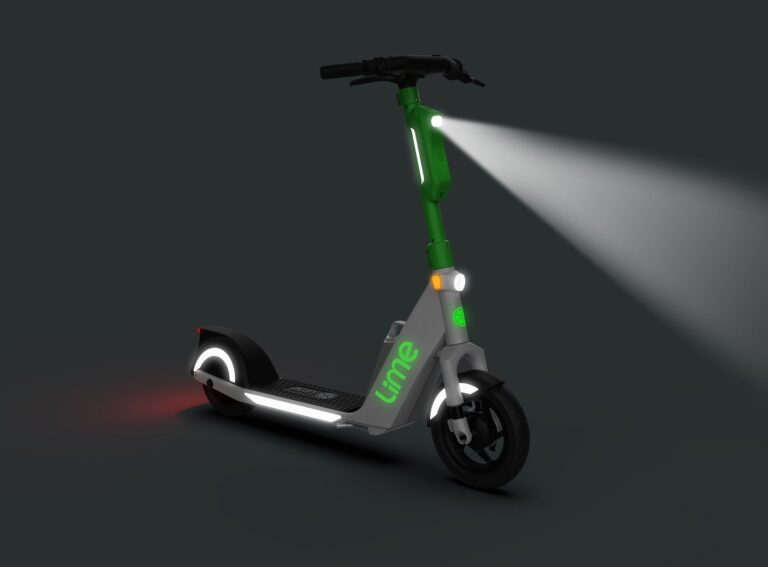 Lime tees up a new scooter