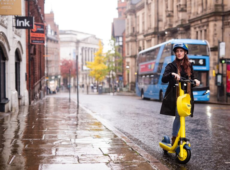 Snapshot: how does shared e-scooter use in Britain compare to North America?