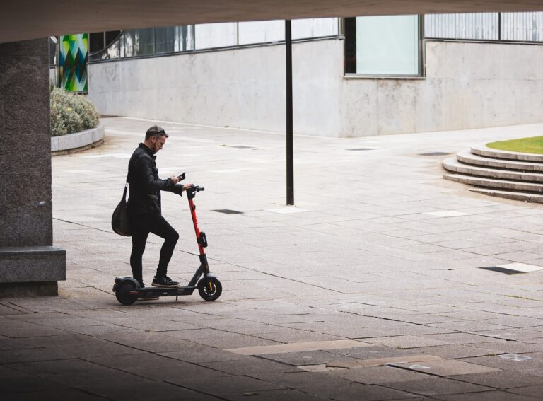 What does an e-scooter trial mean for London?