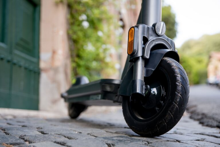 Link e-scooter in Rome