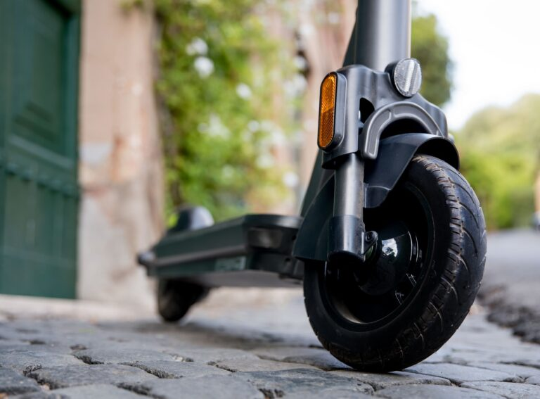 The circles of life: a look at e-scooter tyre tech