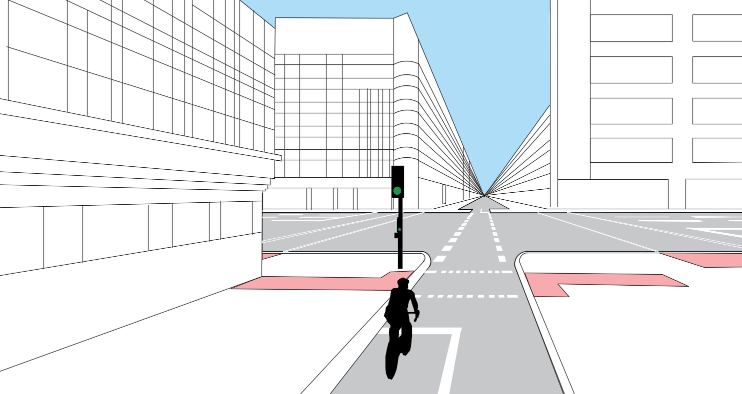 Cheeky junctions: cycling's best-kept secret