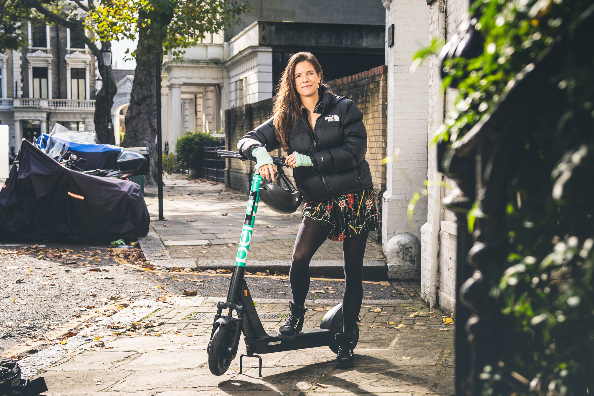 Beryl boss Emily Brooke believes e-scooters could be the 'gateway drug' for micromobility