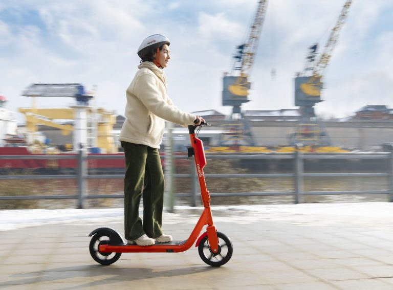 """""""E-scooters are an affordable option compared to other transport modes"""""""
