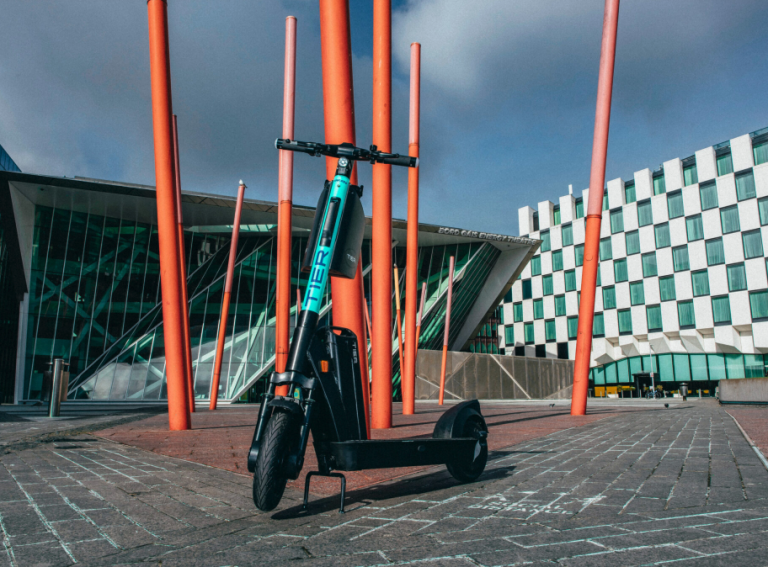 Ireland launches six month e-scooter trial in Dublin