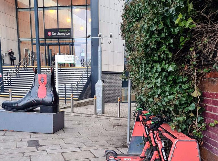 Voi urges local authorities to introduce dedicated micromobility parking