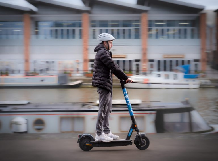 Four million journeys completed as UK shared e-scooter fleets accelerate