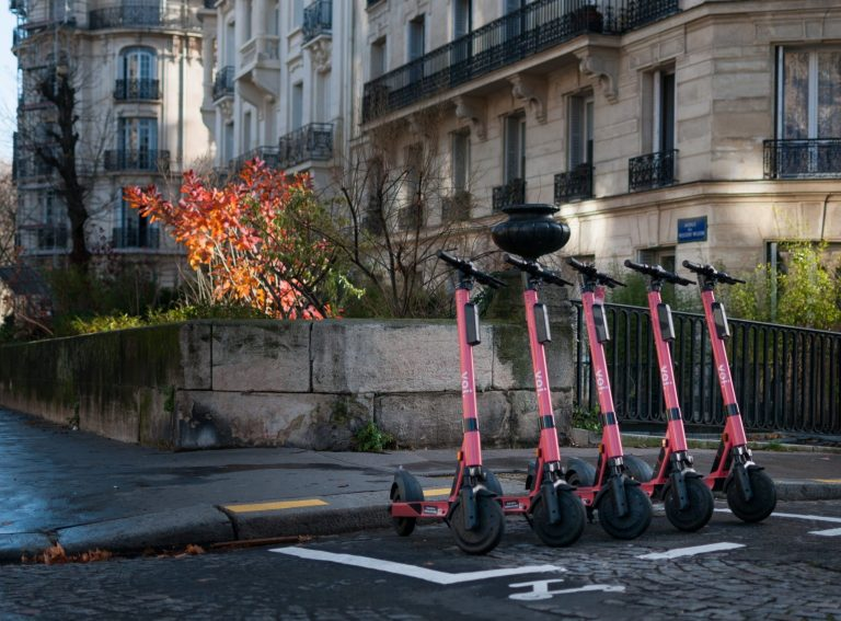 Micromobility can make cities more efficient in the face of the climate crisis