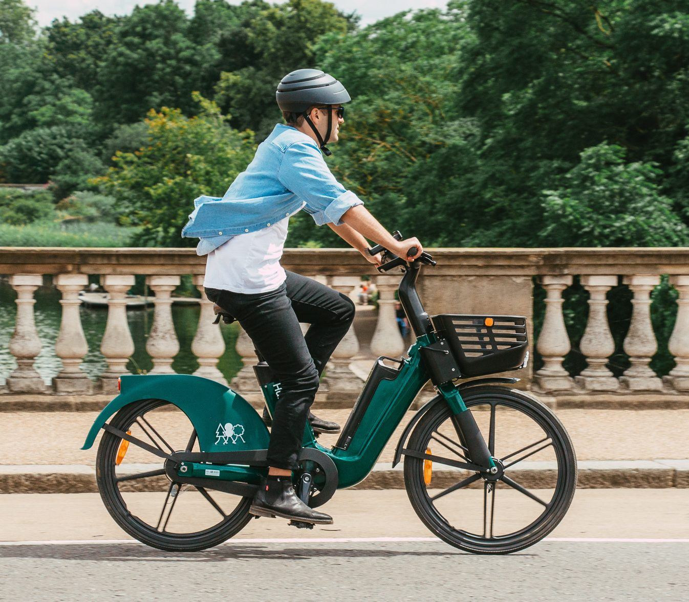 HumanForest launches new fleet of shared e-bikes in London
