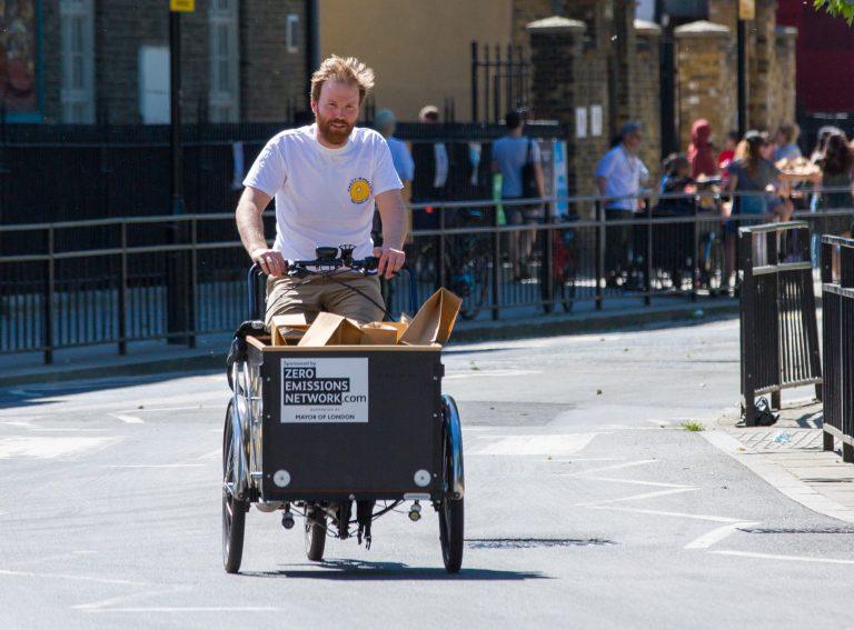 Beryl to deliver first UK electric cargo bike rental scheme